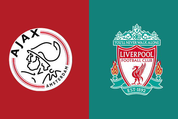Soi kèo AFC Ajax vs Liverpool, 02h00 ngày 22/10: UEFA Champion League