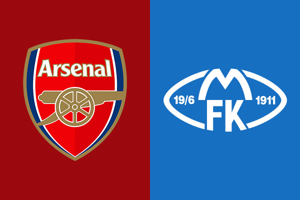 Soi kèo Arsenal vs Molde, 03h00 ngày 06/11: UEFA Europa League