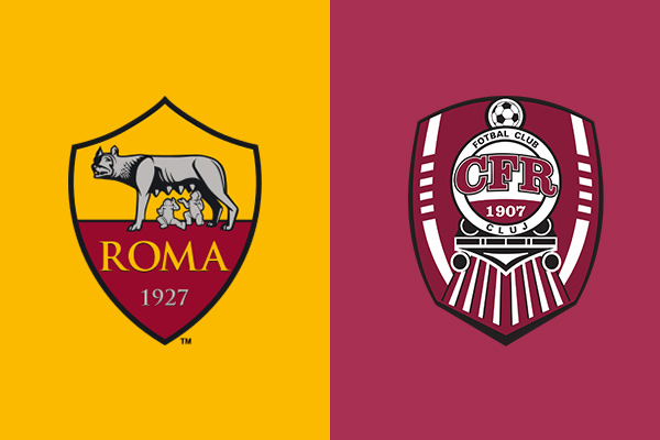 Soi kèo AS Roma vs CFR Cluj, 00h55 ngày 06/11: UEFA Europa League
