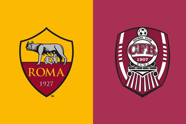 Soi kèo AS Roma vs CFR Cluj, 00h55 ngày 06/11: UEFA Europa League