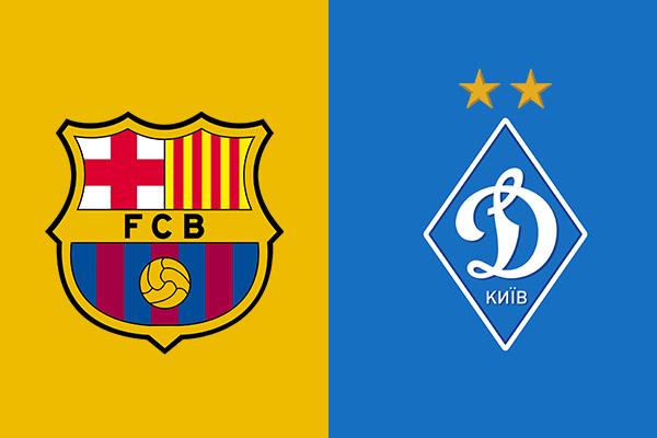 Soi kèo Barcelona vs Dynamo Kyiv, 03h00 ngày 05/11: UEFA Champions League