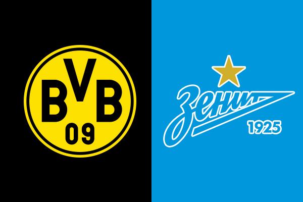 Soi kèo Borussia Dortmund vs Zenit St. Petersburg, 03h00 ngày 29/10: UEFA Champions League