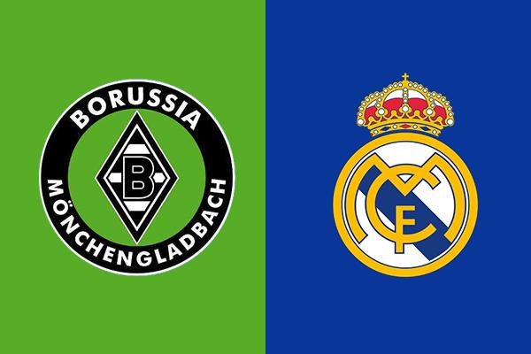 Soi kèo Borussia Monchengladbach vs Real Madrid, 03h00 ngày 28/10: UEFA Champions League