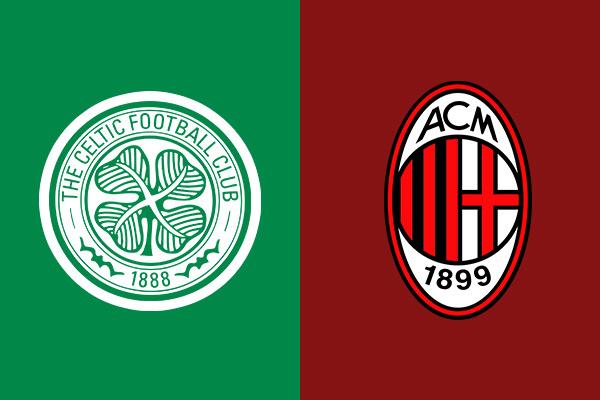 Soi kèo Celtic vs AC Milan, 02h00 ngày 23/10: UEFA Europa League