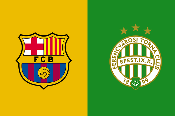Soi kèo FC Barcelona vs Ferencvarosi TC, 02h00 ngày 21/10: UEFA Champion League