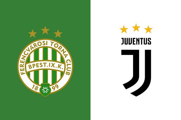 Soi kèo Ferencvarosi TC vs Juventus, 03h00 ngày 05/11: UEFA Champions League