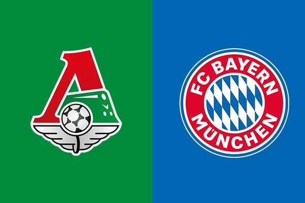 Soi kèo Lokomotiv Moscow vs Bayern Munchen, 00h55 ngày 28/10: UEFA Champions League