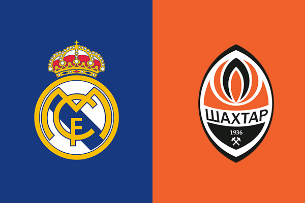 Soi kèo Real Madrid vs FC Shakhtar Donetsk, 23h55 ngày 21/10: UEFA Champion League