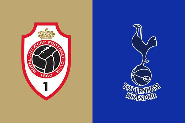 Soi kèo Royal Antwerp vs Tottenham Hotspur, 00h55 ngày 30/10: Europa League