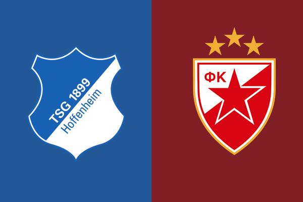 Soi kèo TSG Hoffenheim vs Crvena Zvezda, 02h00 ngày 23/10: UEFA Europa League