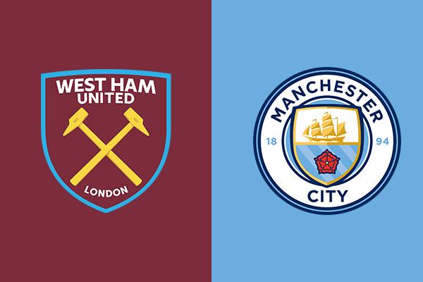 Soi kèo West Ham United vs Manchester City, 18h30 ngày 24/10: Ngoại Hạng Anh