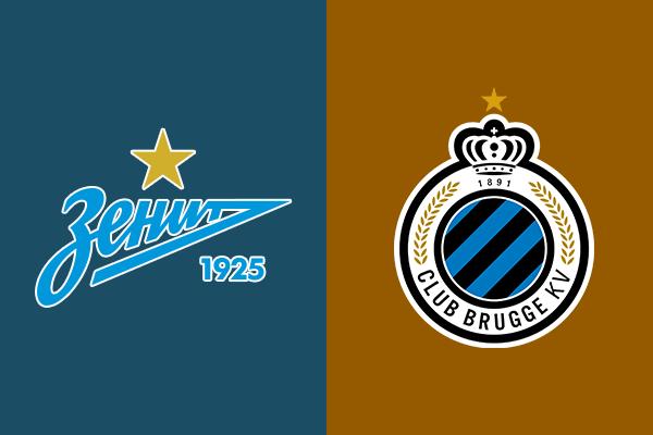 Soi kèo Zenit St. Petersburg vs Club Brugge, 23h55 ngày 20/10: UEFA Champions League